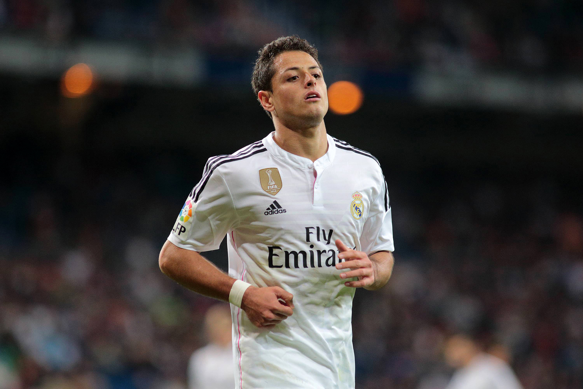 new concept f3c9c 621b4 Chicharito le costó 6 millones al Real Madrid - Futbol Total