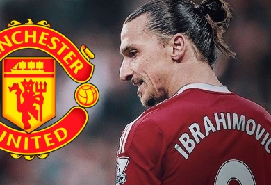 Manchester United busca que Zlatan Ibrahimovic regrese al club