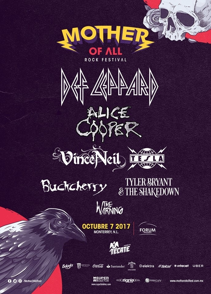 Habra Reembolso Parcial De Boletos De Mother Of All Rock Festival