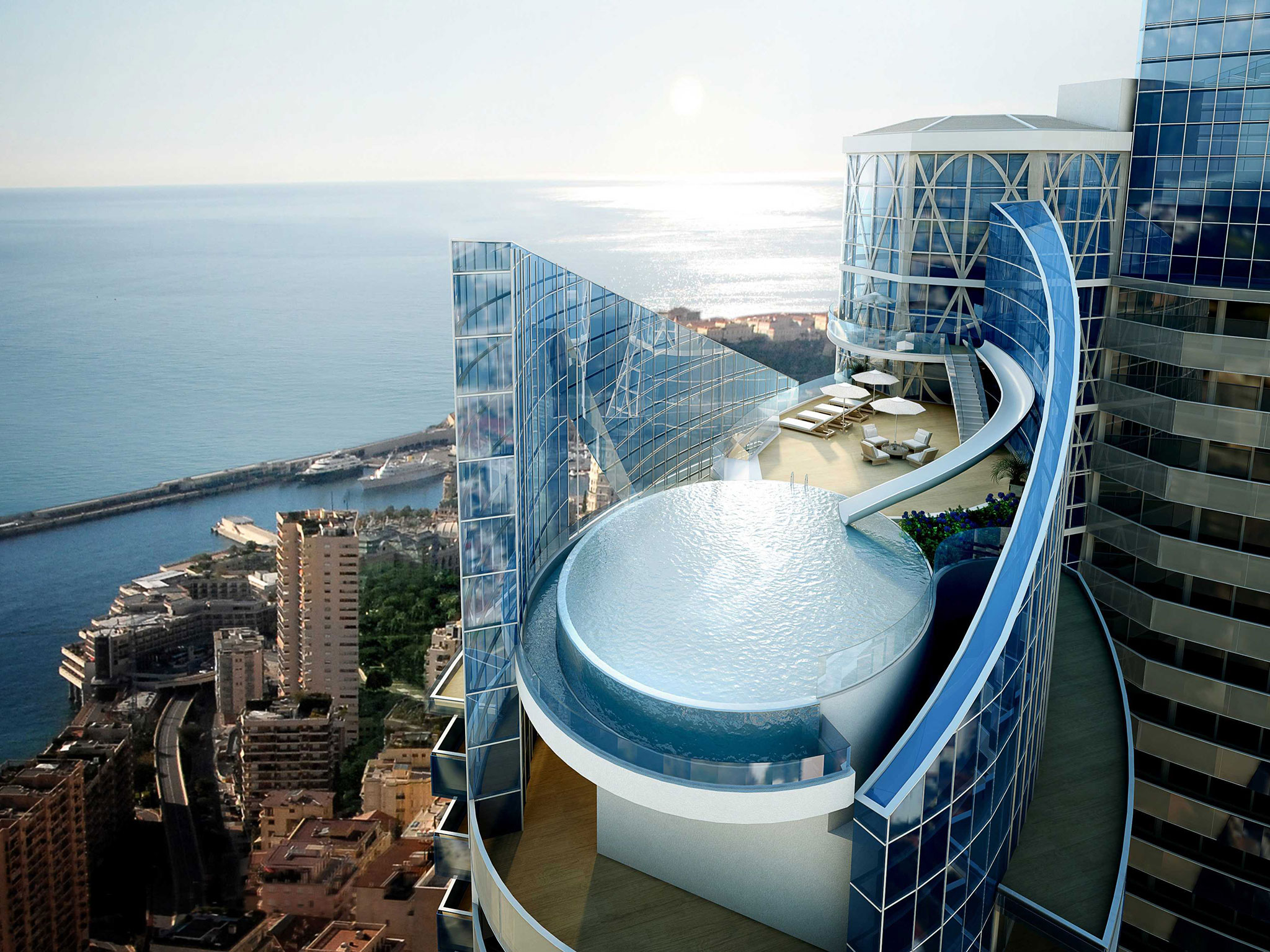 Luxury Sky Penthouse: Vida exclusiva en Mónaco