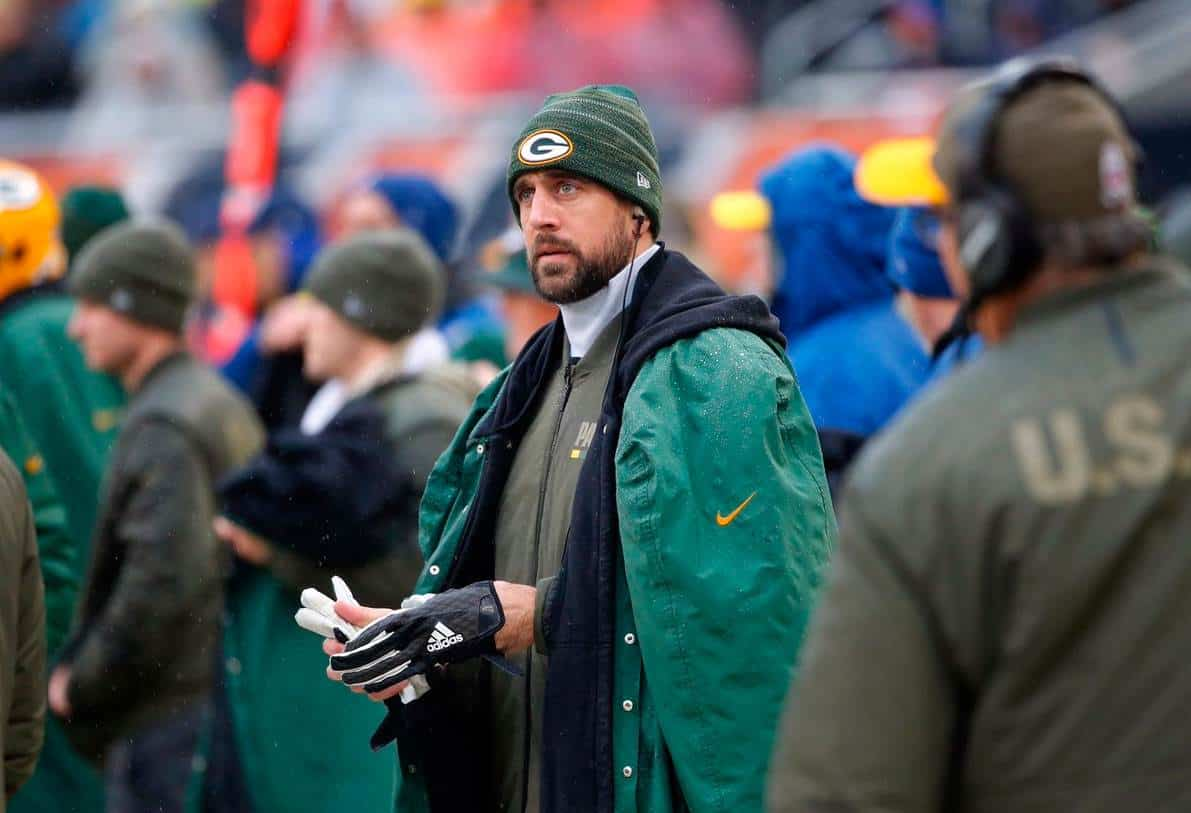 Prepara Green Bay regreso de Aaron Rodgers