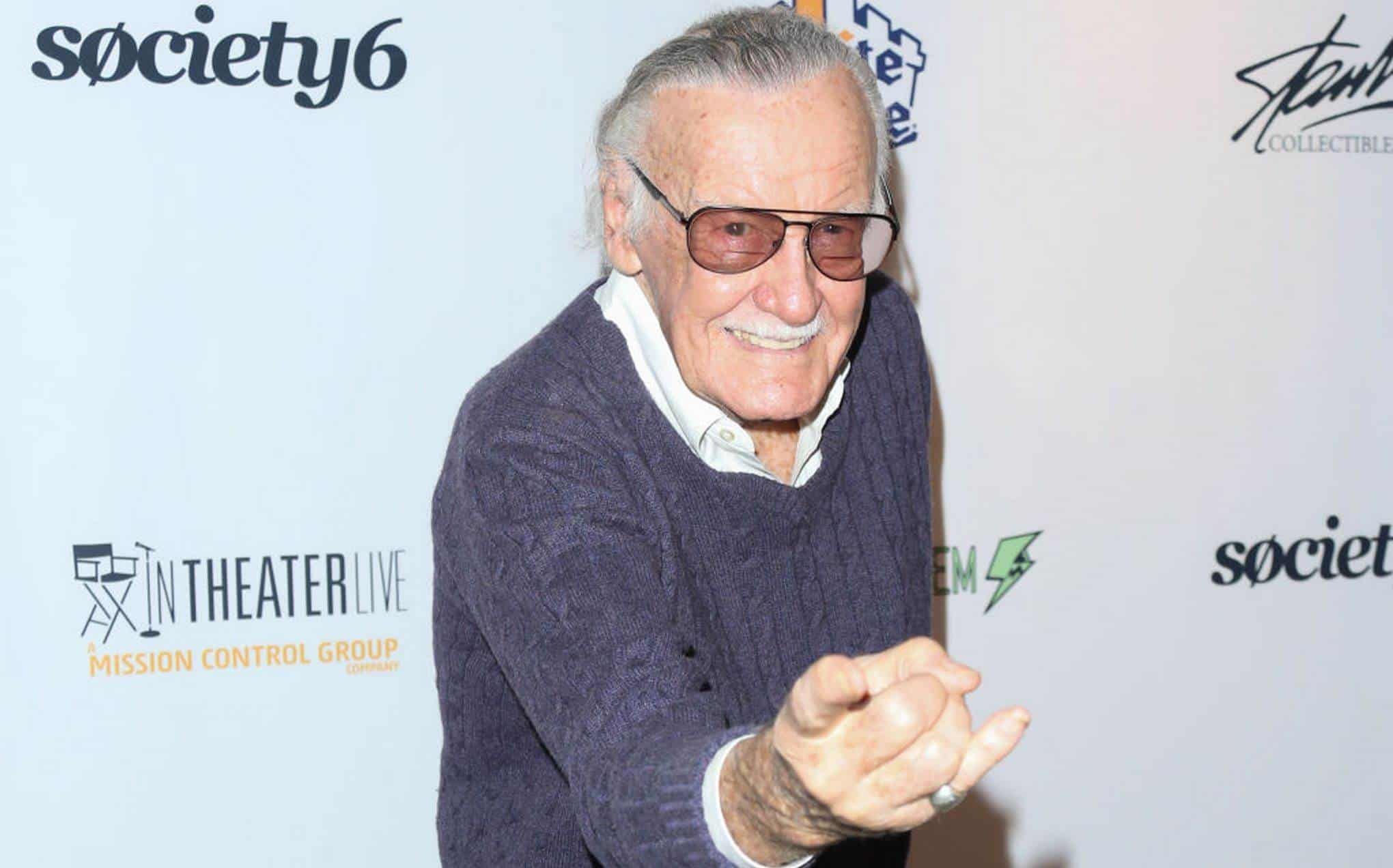Enfermeras señalan a Stan Lee por acoso sexual