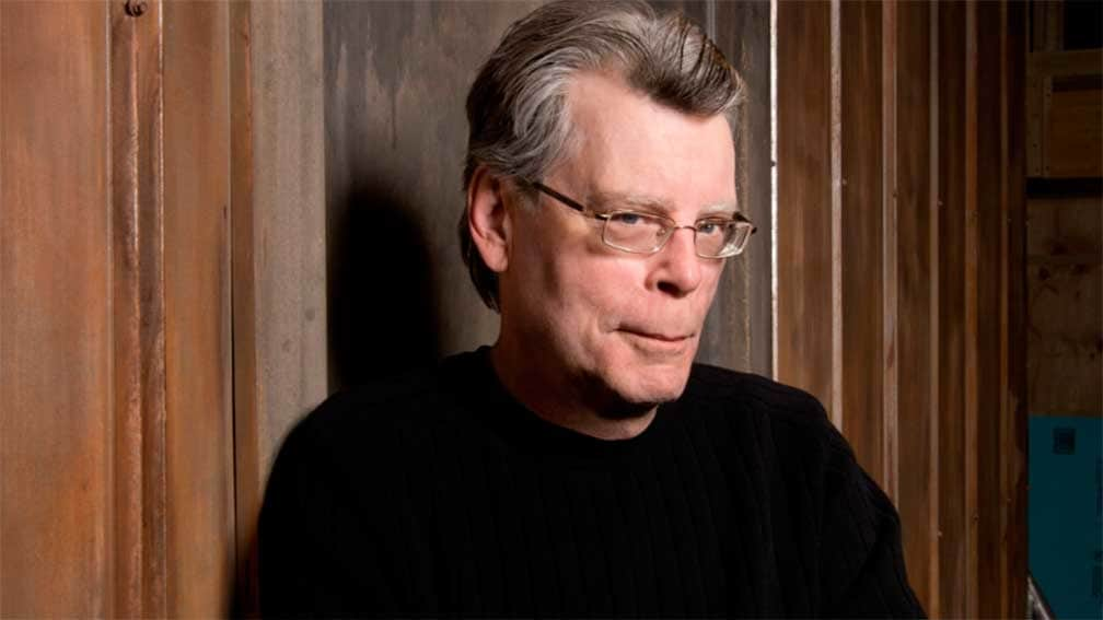 Recibirá Stephen King premio PEN America
