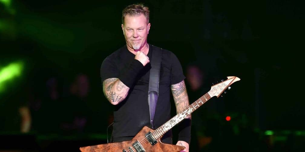 James Hetfield debutará como actor