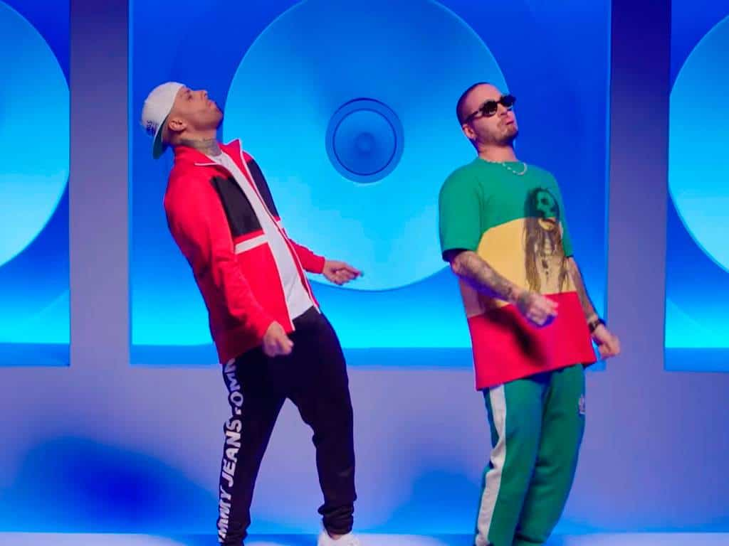 Video de Nicky Jam y J. Balvin rompe récord
