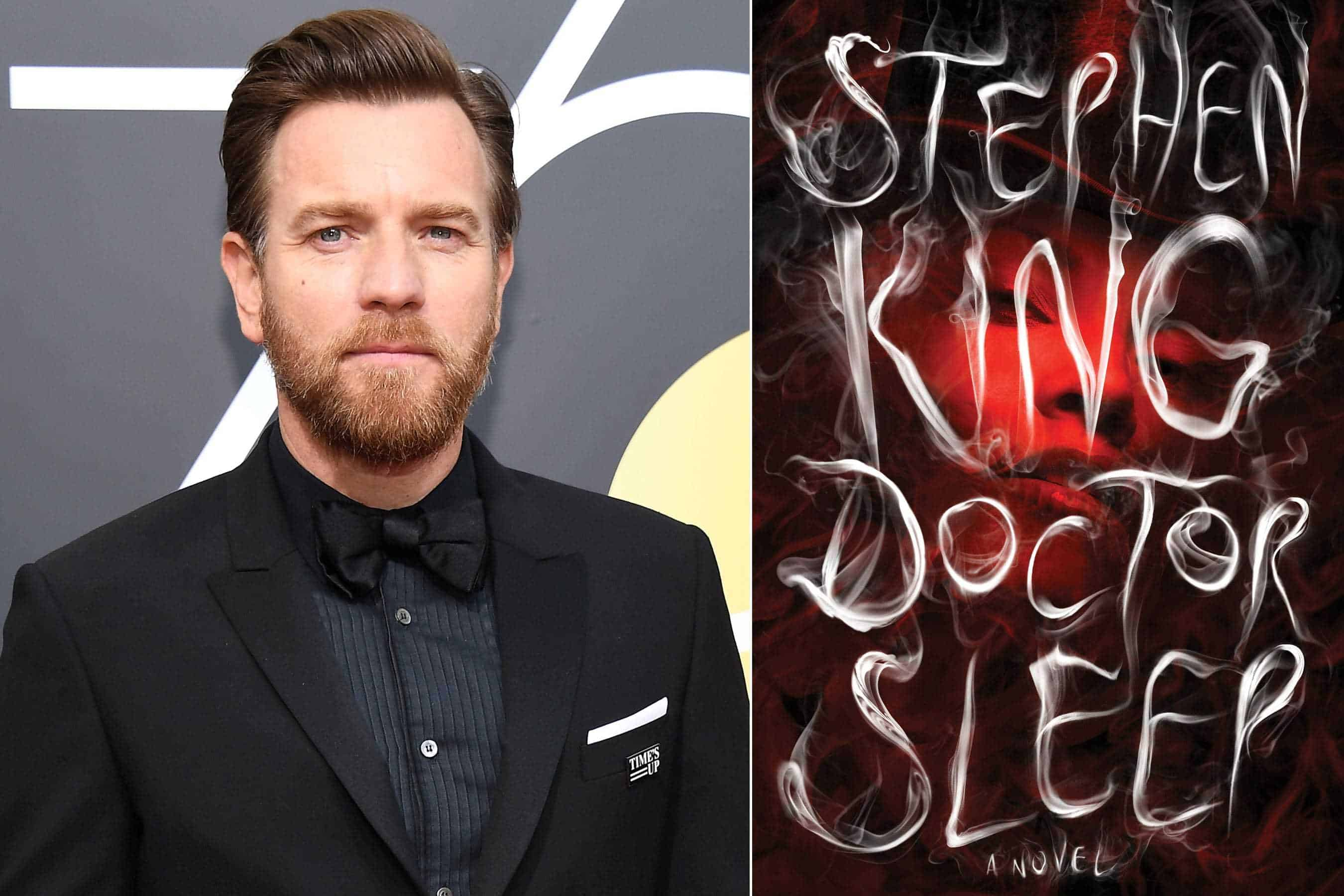 Ewan McGregor protagonizará ´Doctor Sleep´