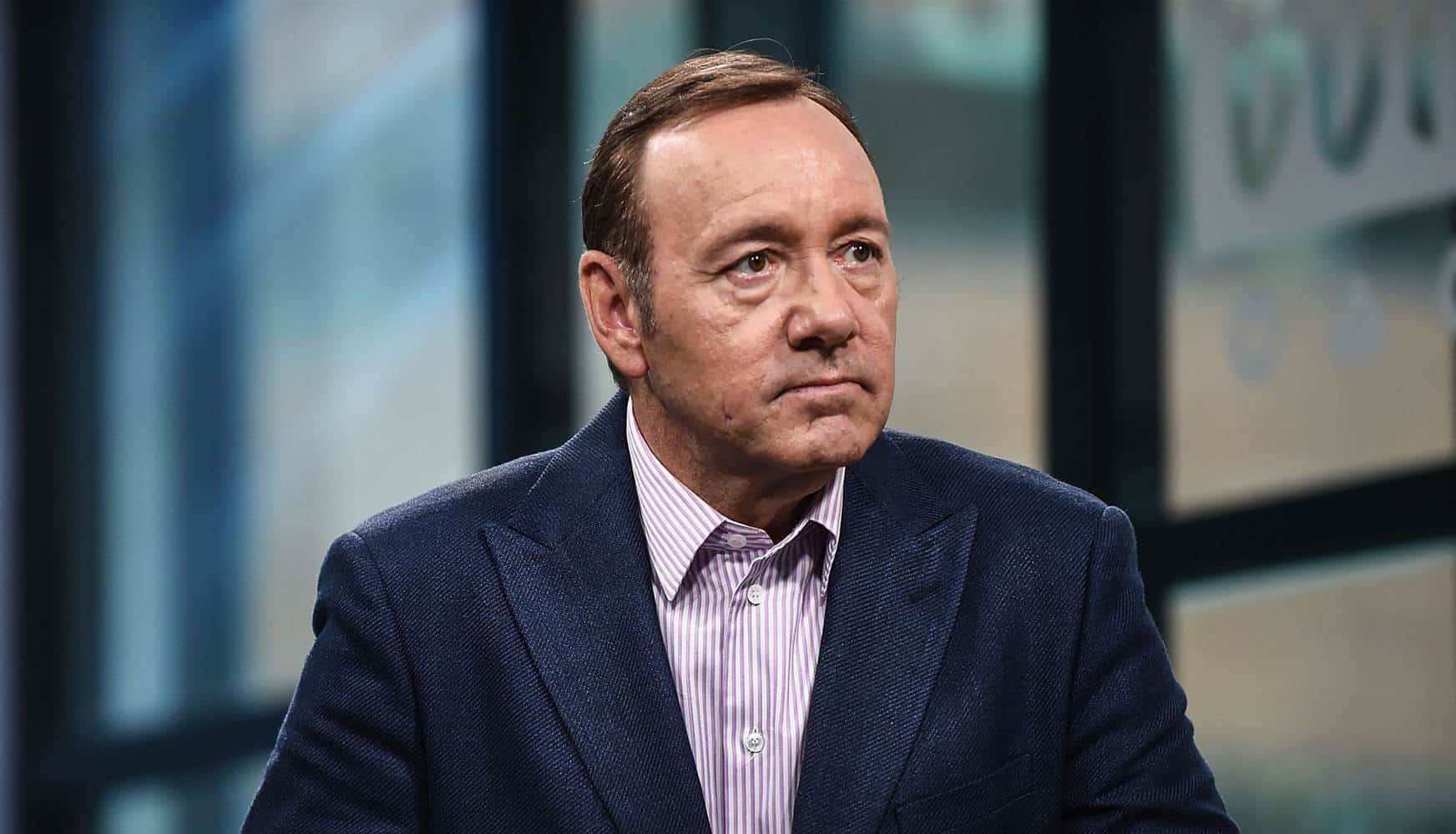 Kevin Spacey reaparece en Hollywood