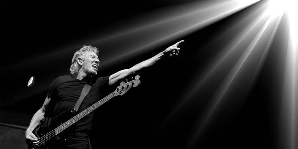 Roger Waters, 75 años y sigue girando