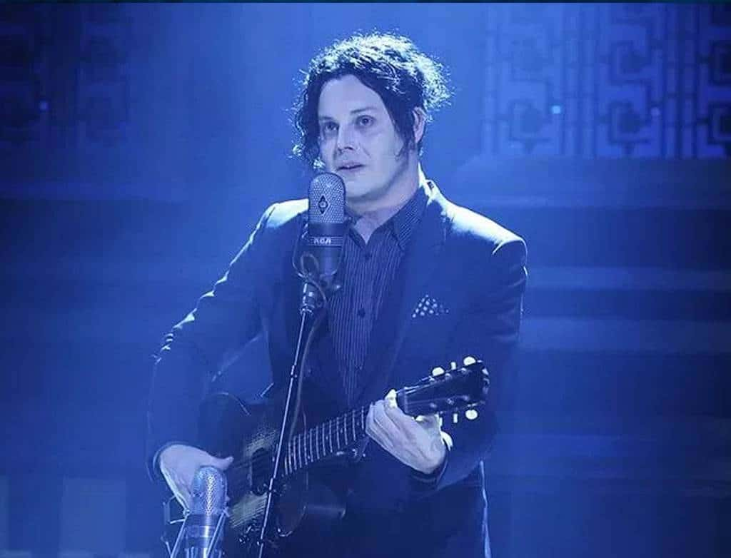 Músico Jack White estrena disco y documental
