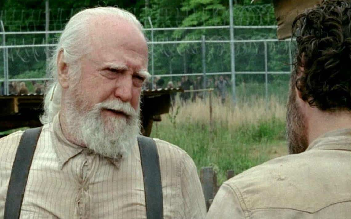 Fallece Scott Wilson actor de The Walking Dead