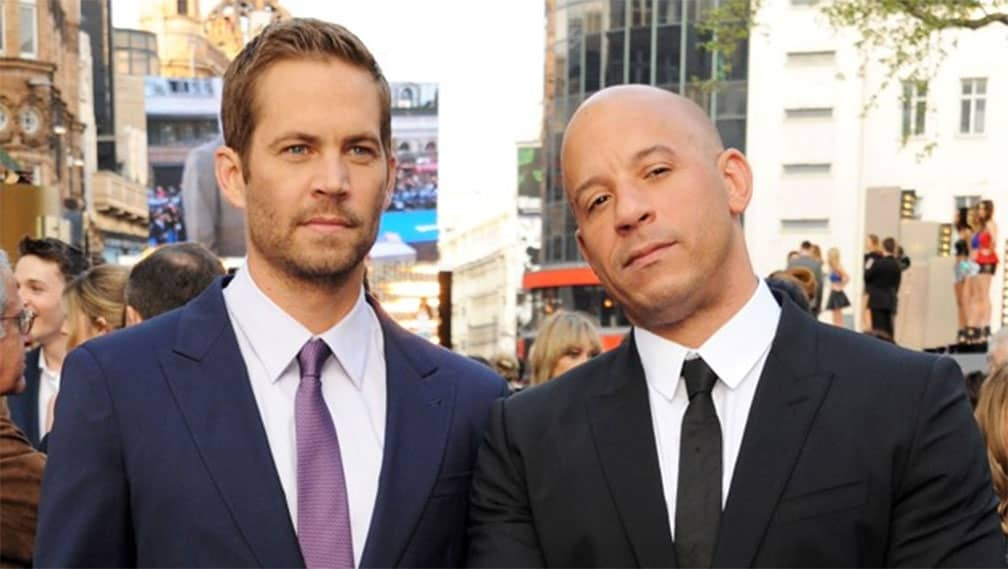 Vin Diesel dedica emotivo 'post' a Paul Walker