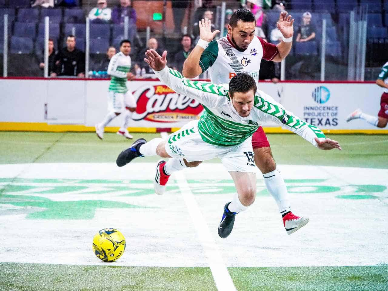 Monterrey Flash derrota de visita a Dallas Sidekicks