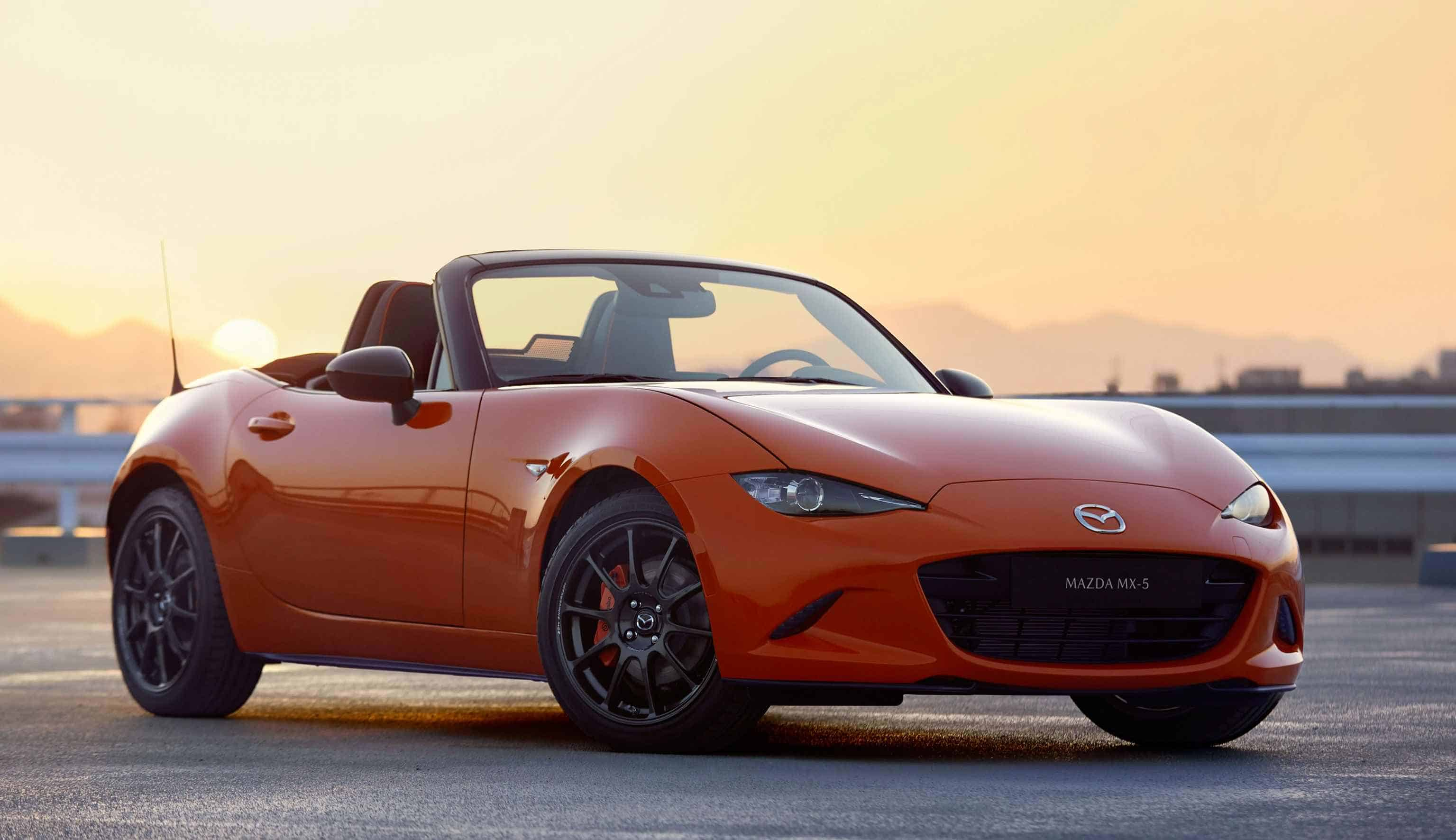Mazda MX-5 30 Aniversario... Sold out!