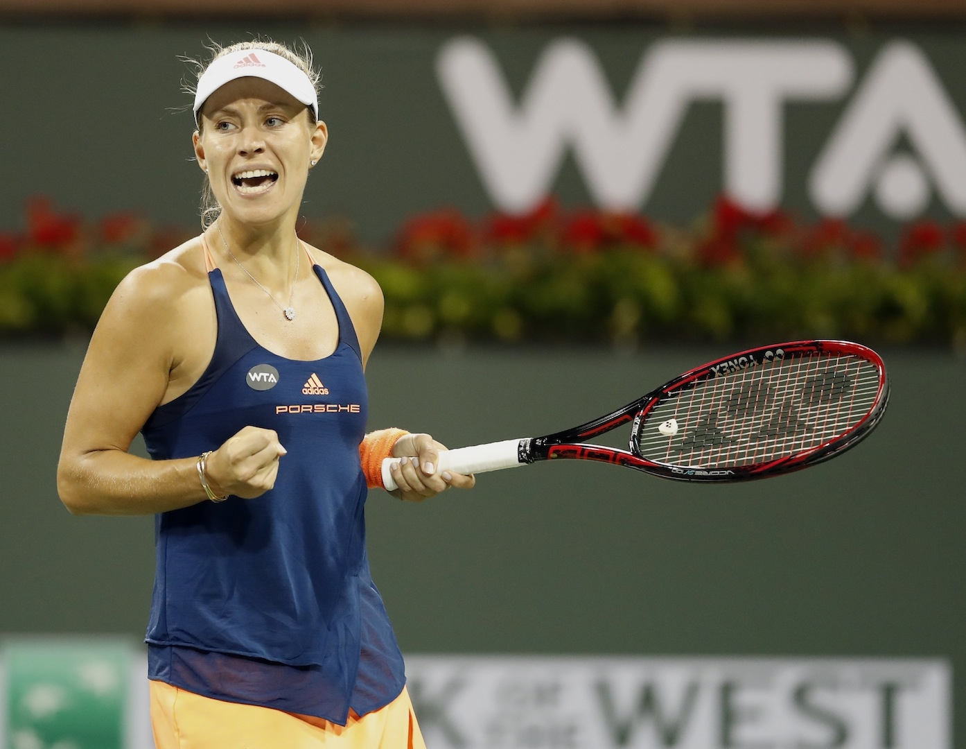 Angelique Kerber supera a Serena Williams en la clasificación. Foto: EFE