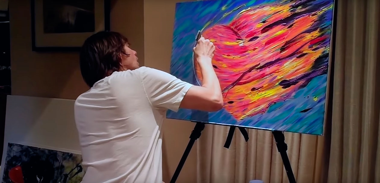 ´I Needed Color´ el mini documental de Jim Carrey