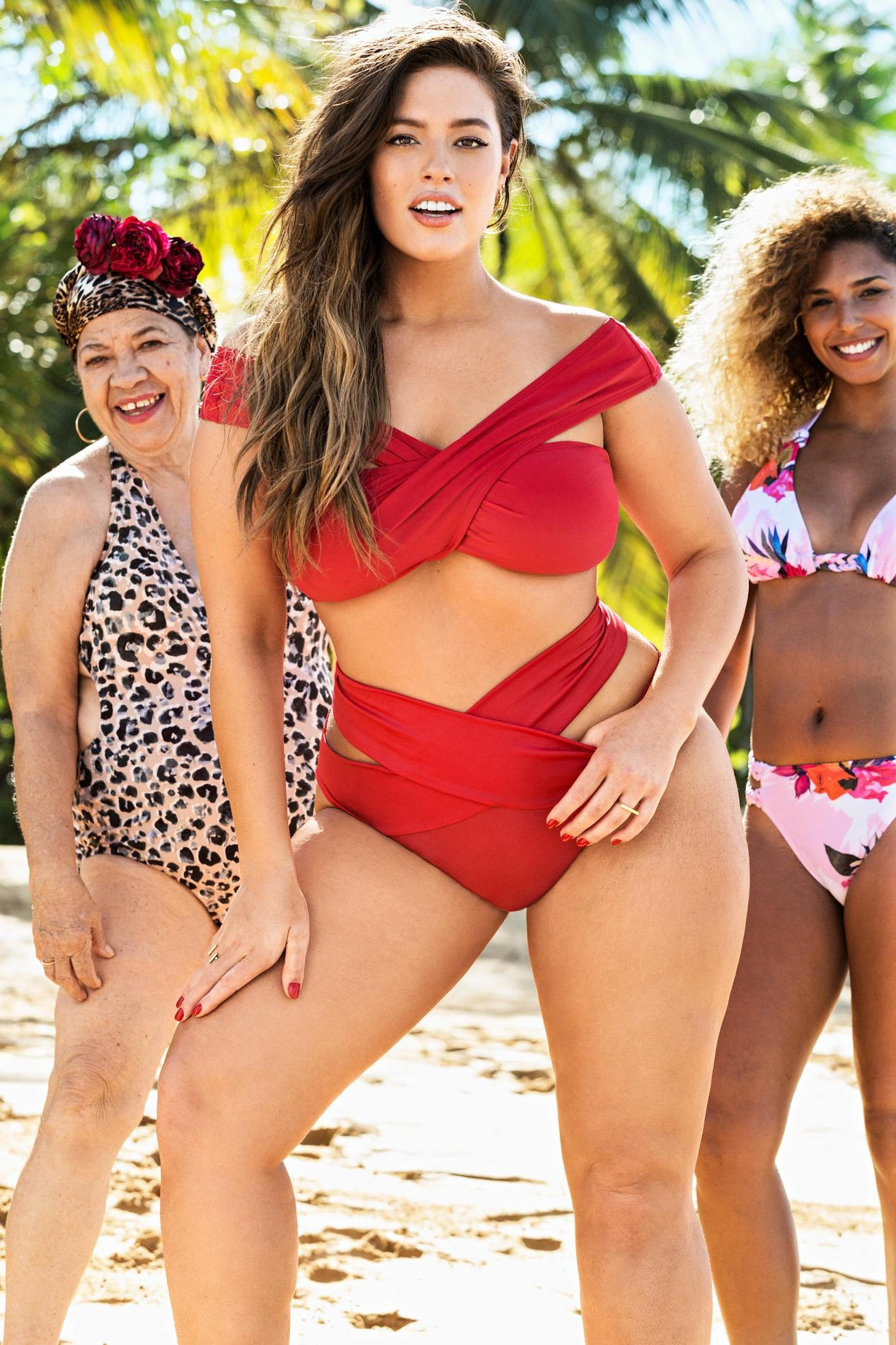 Sin miedo a la celulitis, Ashley Graham