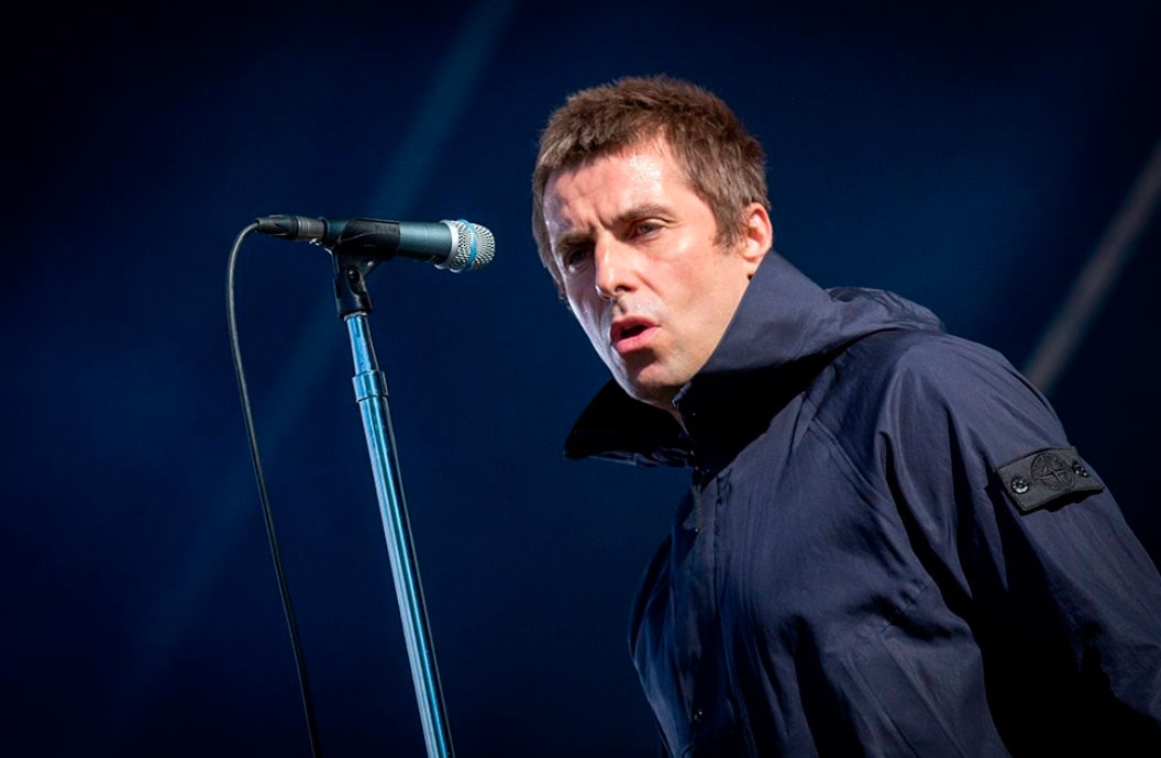 Liam Gallagher lanza As you were, primer álbum solista