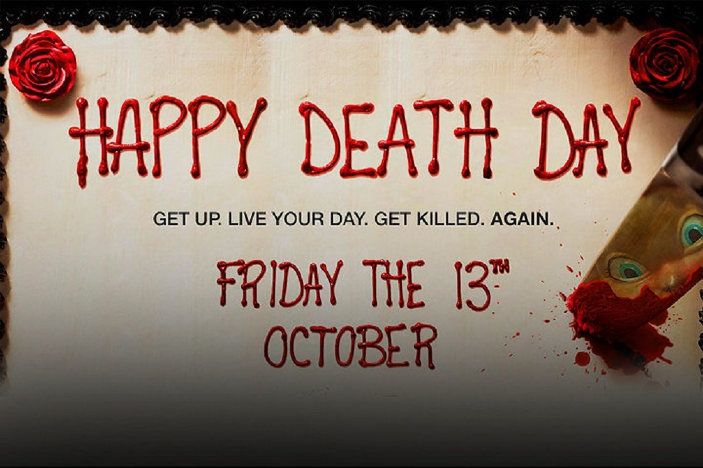 Happy Death Day calienta la cartelera de cara a Halloween