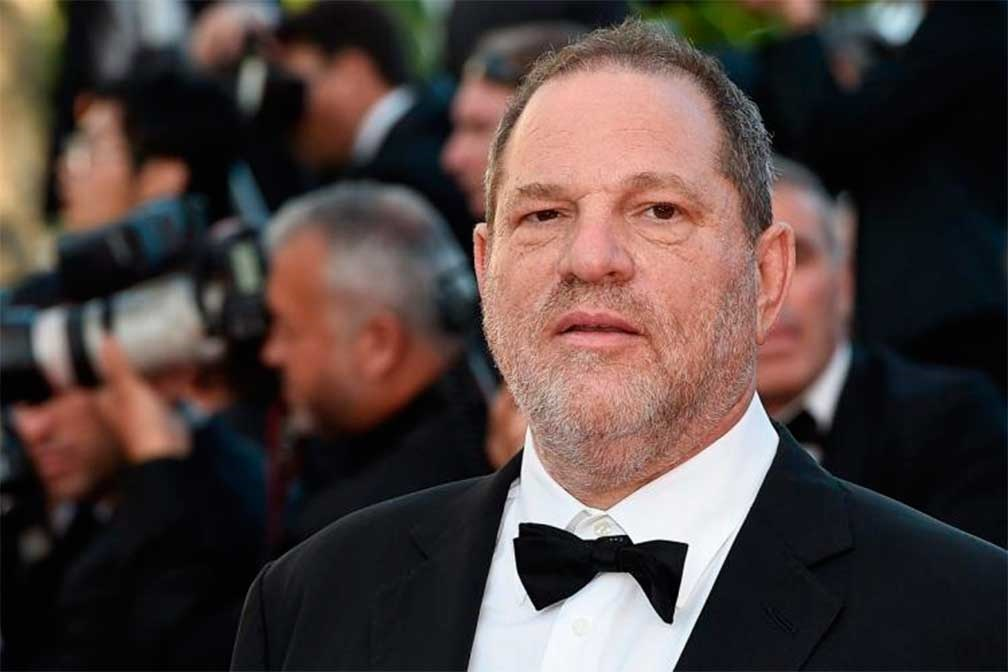 Golpean a Harvey Weinstein en un restaurante de Arizona