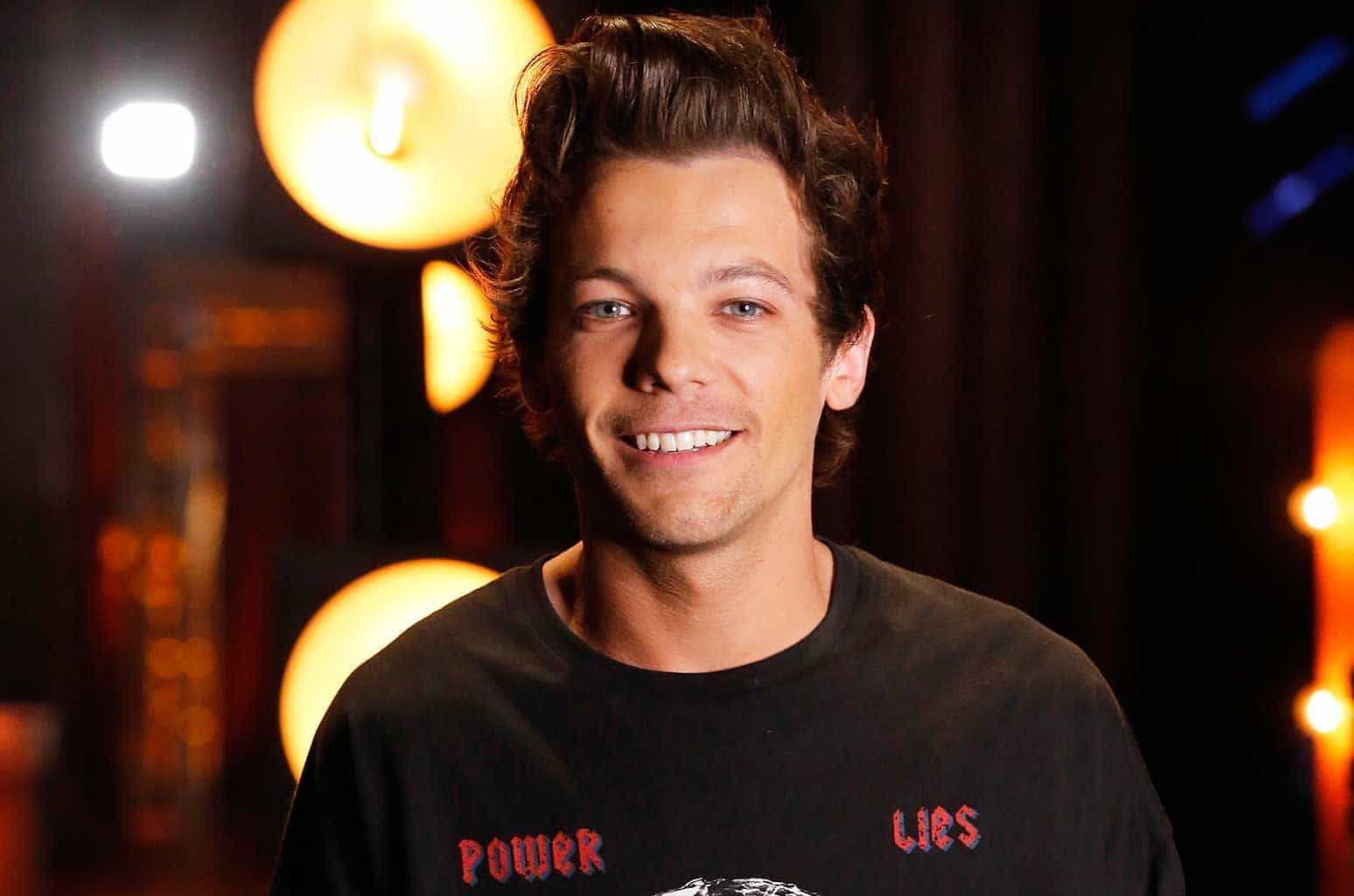 Vocalista Louis Tomlinson estrena sencillo Miss you