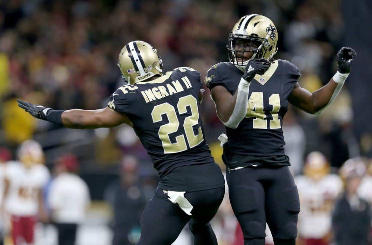 Saints superan a Panthers y comandan división en solitario