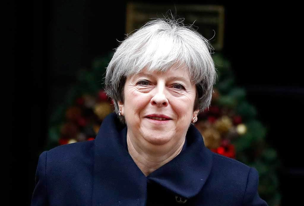Un hombre acusado de intentar asesinar a Theresa May permanece bajo custodia