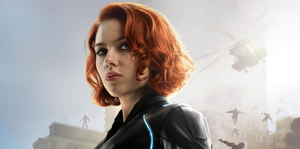 Confirman película de Black Widow