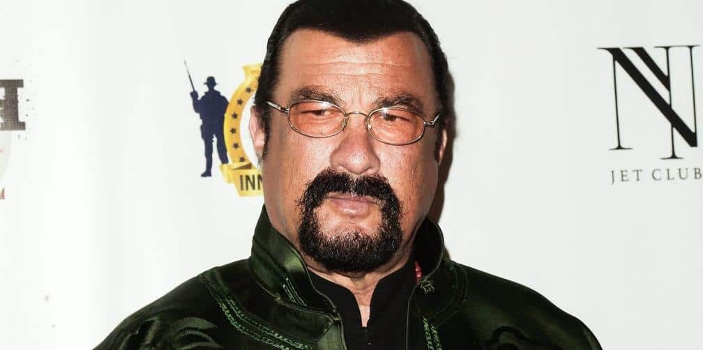 Steven Seagal es investigado por agresión sexual