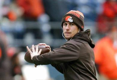 Johnny Manziel intenta volver a la NFL