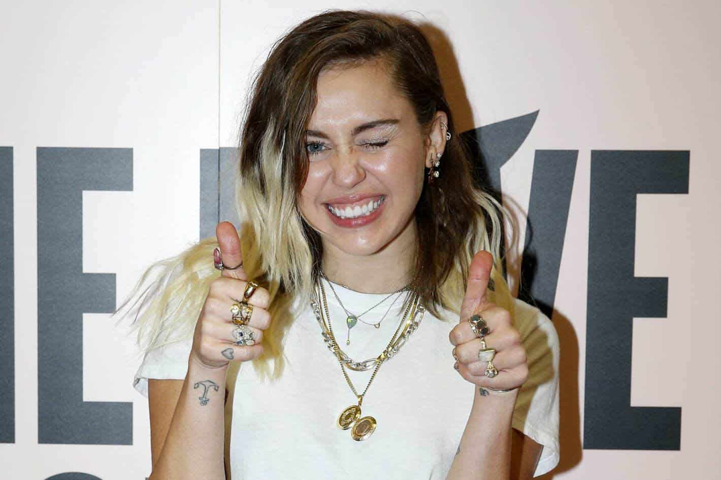 Demandan a Miley Cyrus por plagiar la canción 'We Can't Stop'