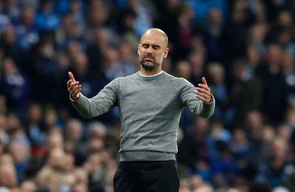 "UEFA abre expediente a ""Pep"" Guardiola por conducta inapropiada"