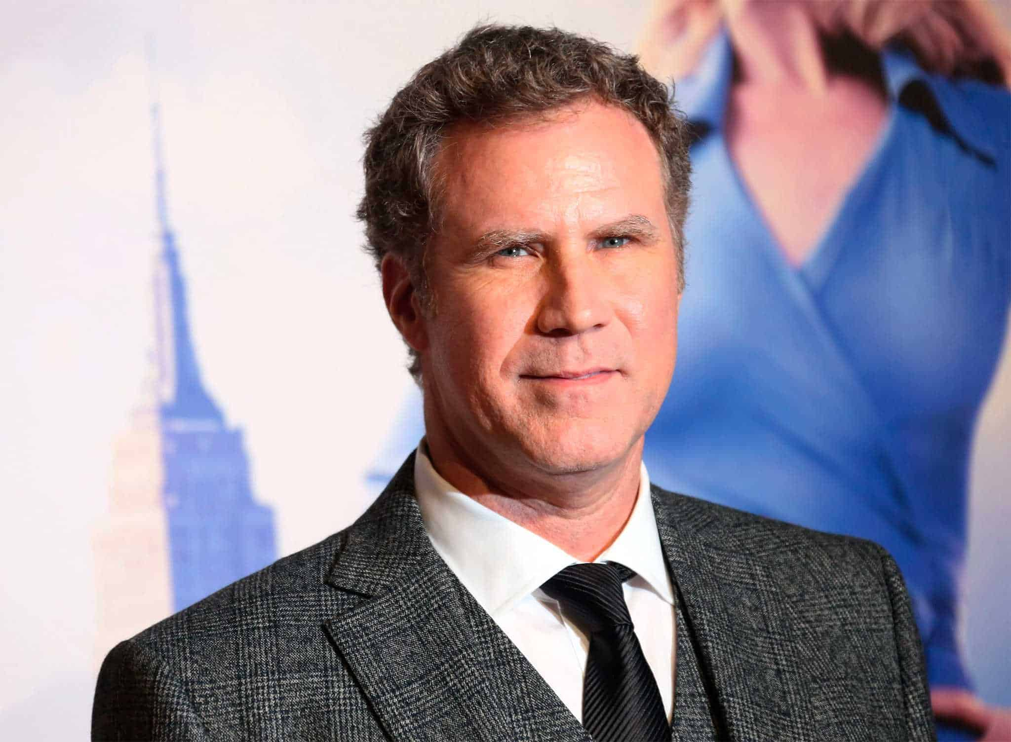 Will Ferrell deja hospital tras accidente automovilístico en San Diego