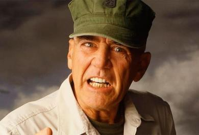 Fallece R. Lee Ermey, el terrible sargento de Full Metal Jacket