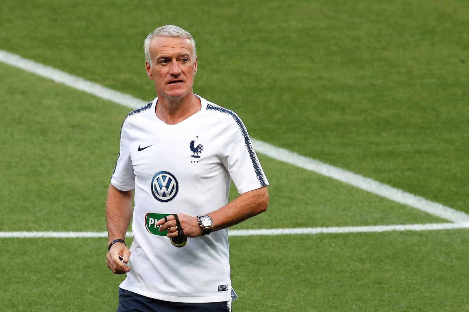 Zidane descartado de Francia; ratifican a Didier Deschamps