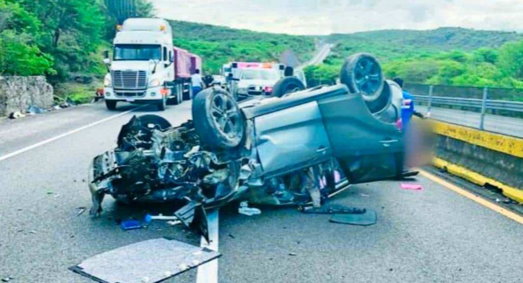 Fallece candidato del PRI en Chilpancingo tras accidente vial