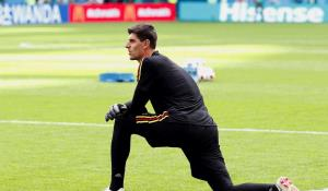 Thibaut Courtois ficha por el Real Madrid
