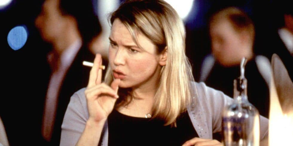 Respect en la película Bridget Jones