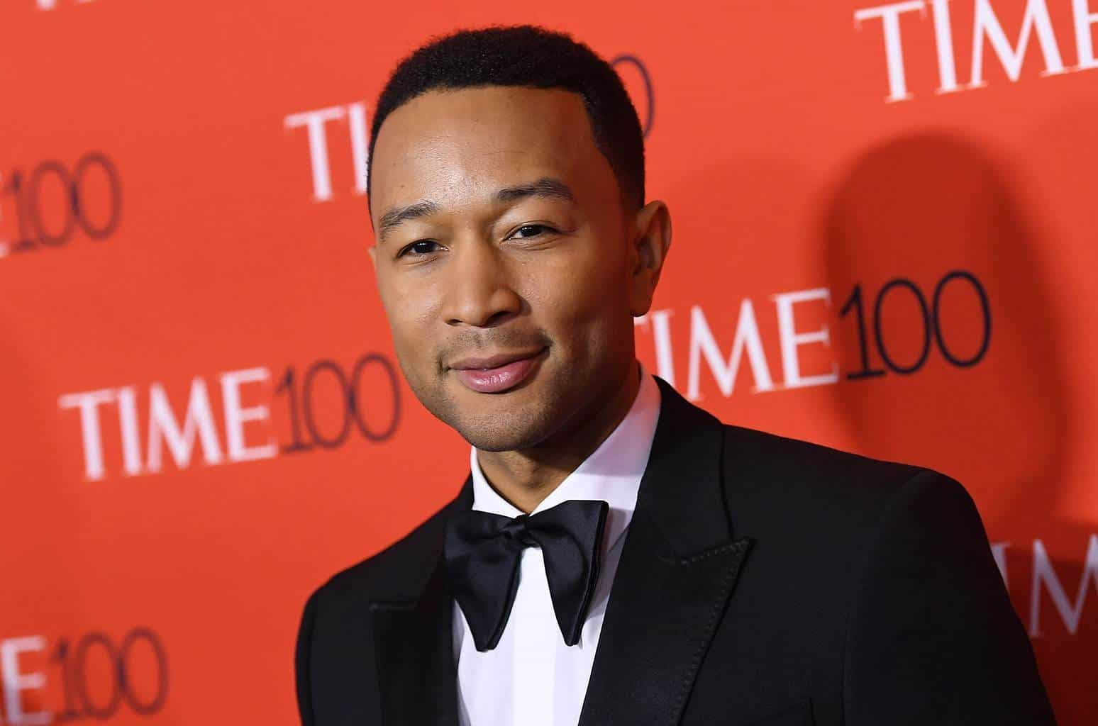 John Legend formará parte de The Voice
