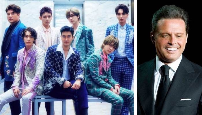 Super Junior sorprende con ´cover´ de Luis Miguel