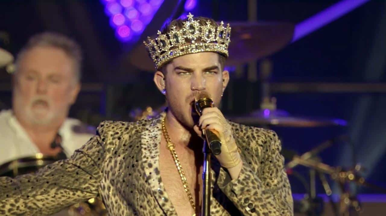 Queen sigue viva... sin Mercury