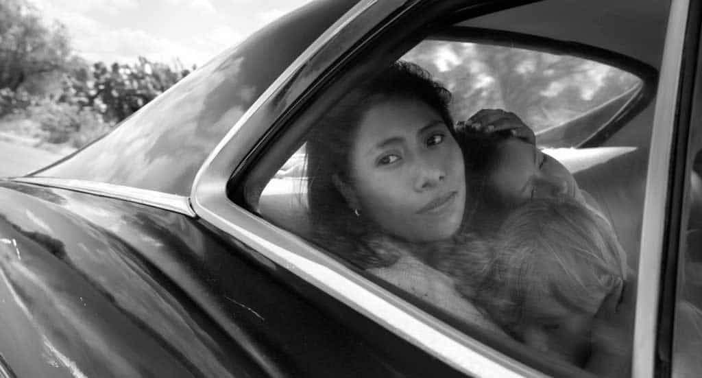 Guionistas nominan Roma, Black Panther, A Star Is Born