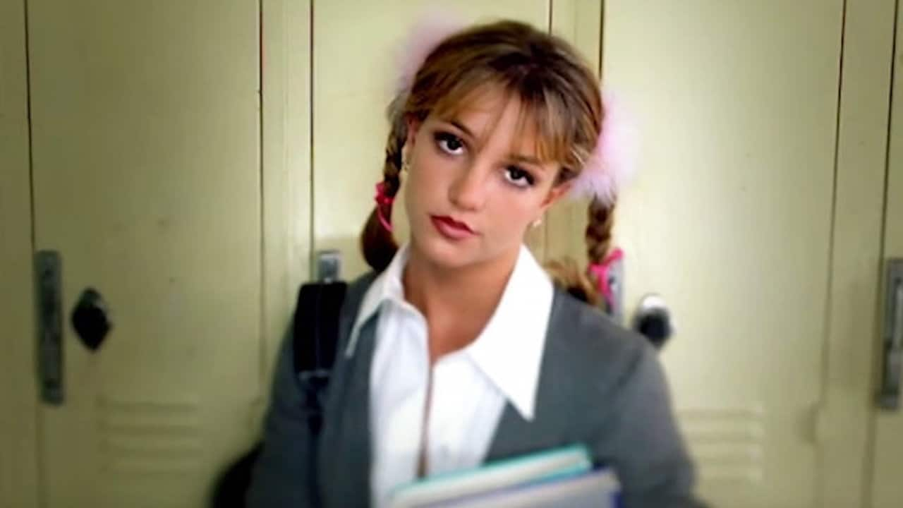 '…baby one more time' de Britney cumple 20 años