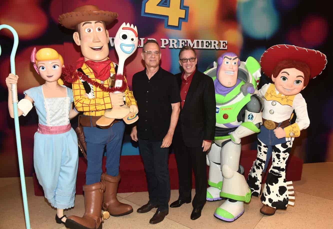 Estas son las primeras reacciones de Toy Story 4 tras premiere global