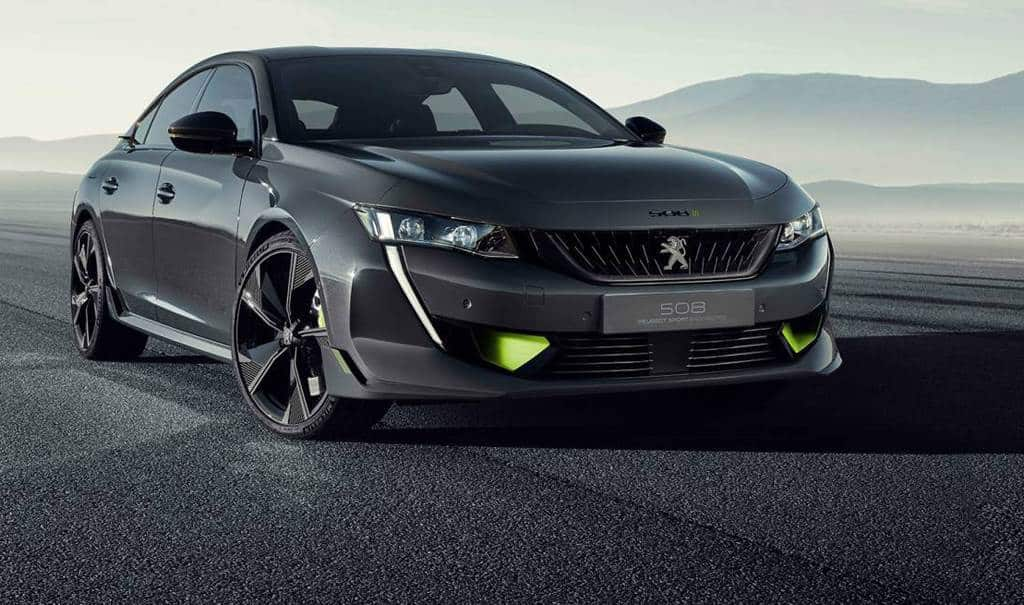 Misterioso y deportivo: Peugeot 508 Sport Engineered