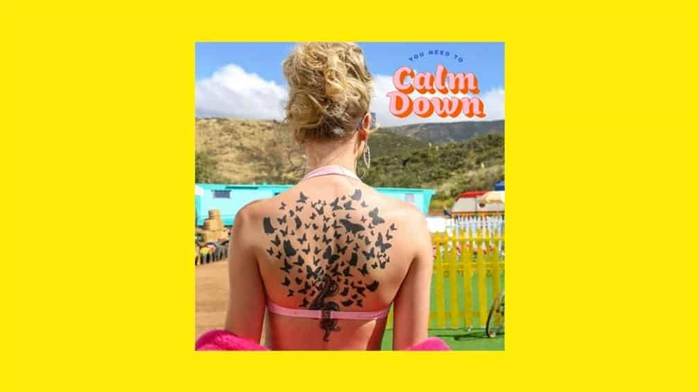 Taylor Swift lanza ´teaser´ de ´You need to calm down´