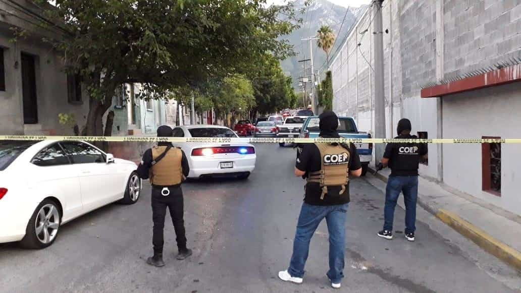 Revientan inmueble en San Pedro; investigan narcomenudeo
