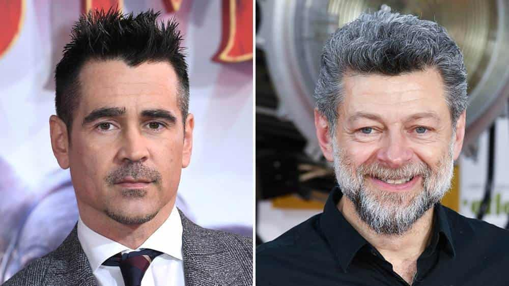 Colin Farrell y Andy Serkis se unirían a The Batman