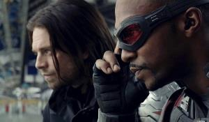 Suspenden grabaciones de 'Falcon and the winter soldier'
