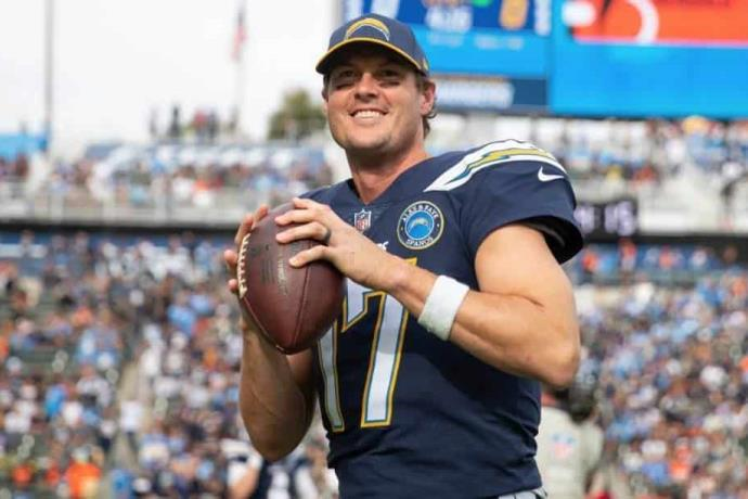 Philip Rivers deja a los Chargers