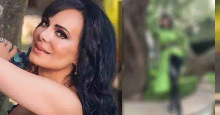 Extraño aspecto de Maribel Guardia desconcierta a sus fans